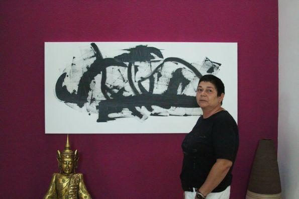 Lucia Lopes - Foto José Ailson (Um Zé)