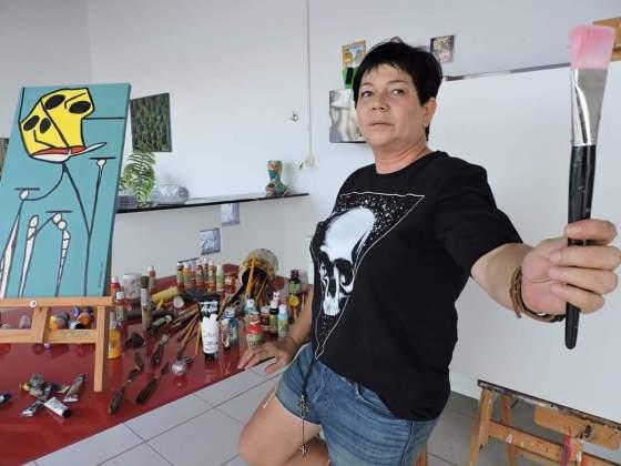 Lucia Lopes - Foto Cineas Santos