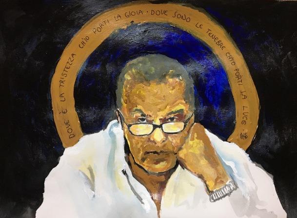 Professor Marcílio por Pedro Henrique Simplício