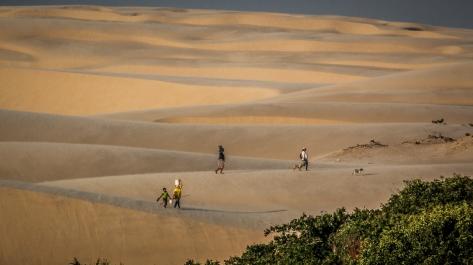 Curta Metragem Documentário - A Ampulheta - Memórias de areia e vento