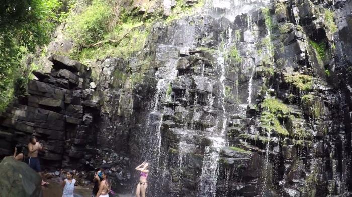 Cachoeira da Bica, em Campo Maior –PI