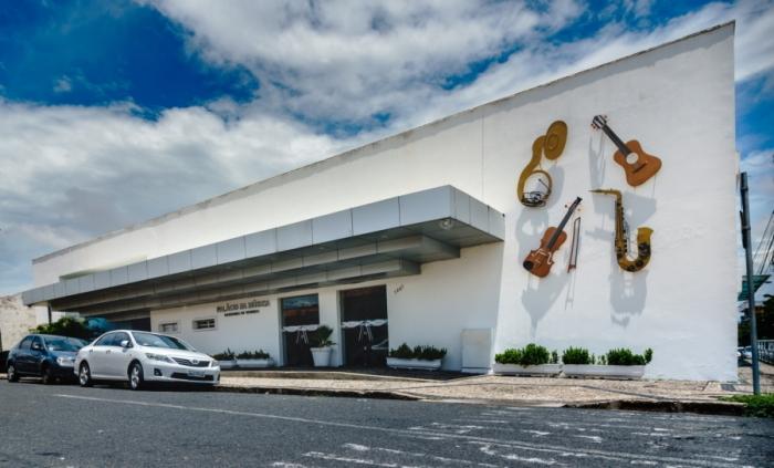 Palácio da Música deTeresina