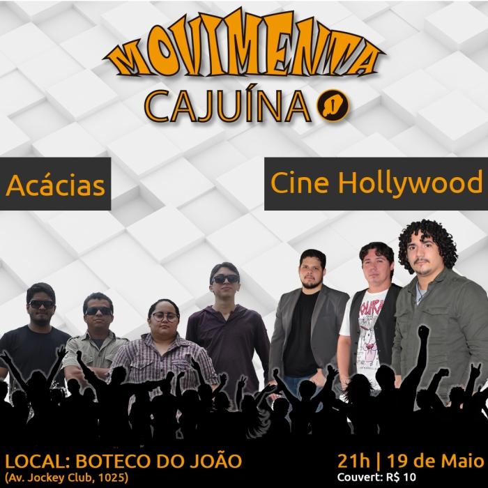 Movimenta Cajuína – Teresina –19/05/18